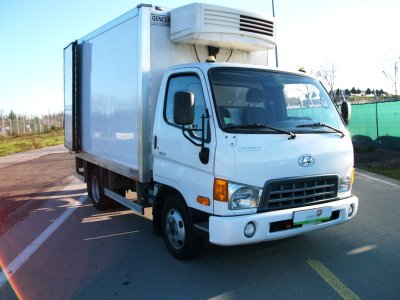 официальный дилер грузовиков hyundai в россии