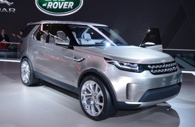 �������� Land Rover Discovery �������� �� ������ � ������������