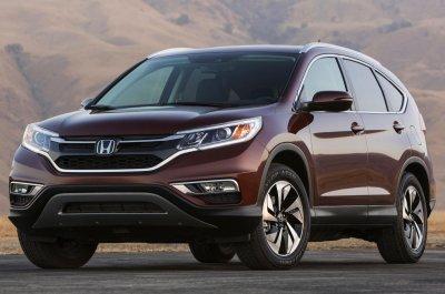 ����������� Honda CR-V ������ ��������� ��� ��������� ��������� � ����