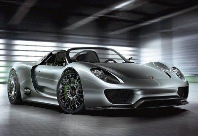 Компания Porsche хочет создать конкурента электрокара Tesla S
