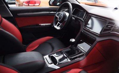 Zotye официально представили новый кроссовер Damai X7 SUV