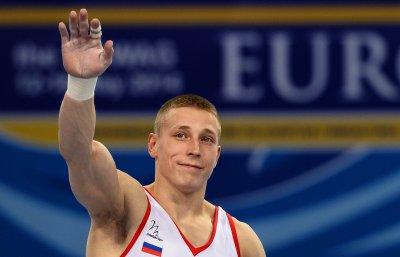 Гимнасты олимпийских играх