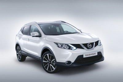 Первой моделью Nissan с системой автопилота станет Qashqai