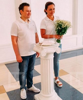 Андрей Гайдулян женился