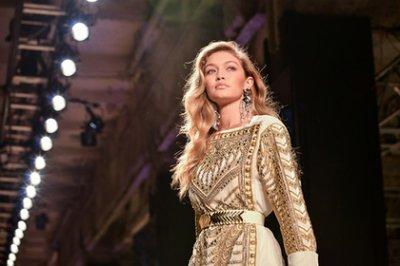 В Милане после показа мод модель Джиджи Хадид избила мужчину