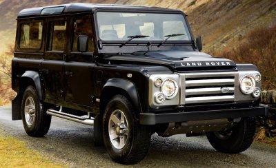 Jaguar Land Rover ведет разработку нового Defender