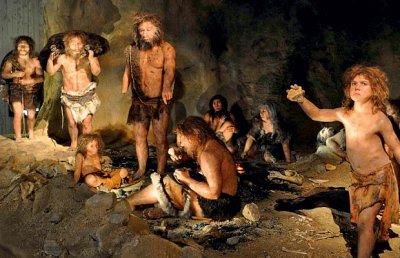 Древние люди секса