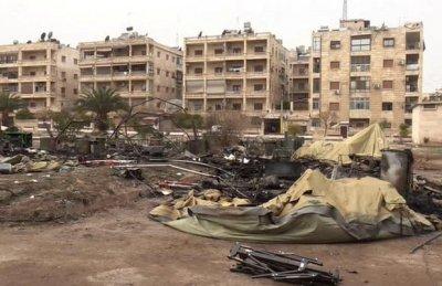 В Алеппо погибла российская медработница