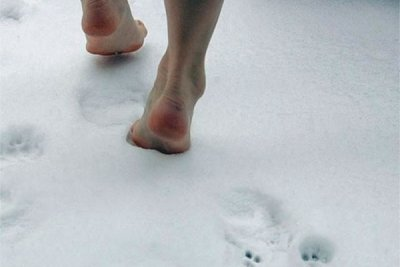 Новосибирский школьник обморозил ноги после урока физкультуры