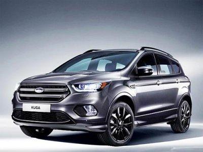 Ford Sollers начал серийное производство Ford Kuga в России