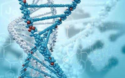 Ученые разработали нанопроволоку из частиц ДНК и серебра