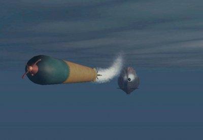 СМИ: Россия провела испытания гигантской ядерной торпеды