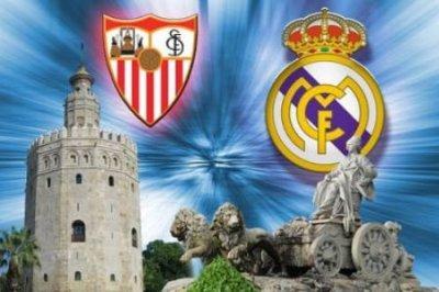 Реал Мадрид - Севилья 04/01/2017 где смотреть какой канал