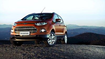 Озвучены некоторые детали будущего обновления Ford EcoSport