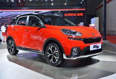 Kia создает новый кроссовер для конкуренции с Nissan Juke