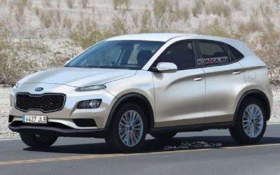 Kia рассекретила имя своего нового внедорожника - конкурента Hyundai Creta