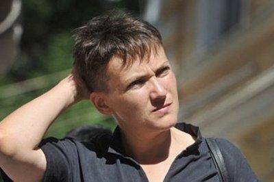 Савченко предложила «сдать» Крым ради возвращения Донбасса