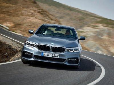 Новая BMW 5-Series 2017: озвучена стоимость автомобиля в России