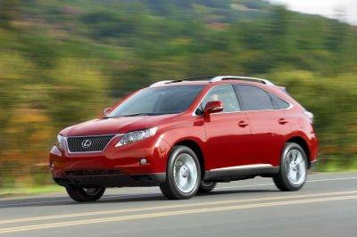 В 2016 году Lexus установил новый рекорд продаж на российском рынке