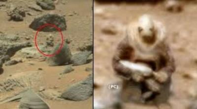 Таинственные песчаные волны наМарсе заинтересовали ученых