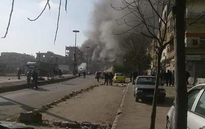 В сирийском Хомсе произошли два взрыва: много жертв