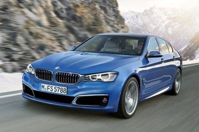 BMW официально представил универсал 5 Series Touring нового поколения