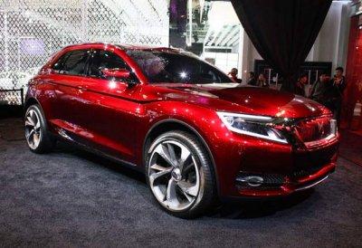 Citroen представил конкурента Audi Q5 и BMW X4: модель DS «без камуфляжа»