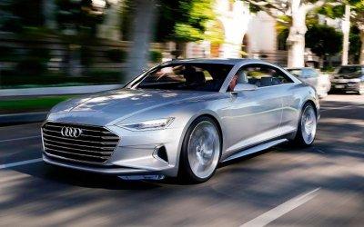 В сети появились шпионские снимки нового Audi А7