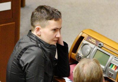 Надежда Савченко и Владимир Рубан приехали в ДНР