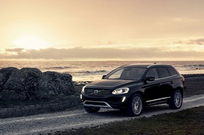 В Сети появились официальные фото нового кроссовера Volvo XC60