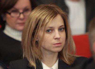 Поклонская обвинила крымских чиновников в блокировании указов Аксенова