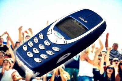 Nokia 3310 стала самым ожидаемым телефоном в России