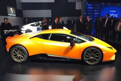 Lamborghini Huracan Performante: технические характеристики, цена