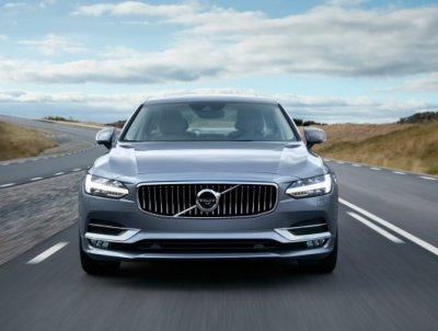 Видео YouTube: загадочный седан от Volvo попал на ВИДЕО (видео)