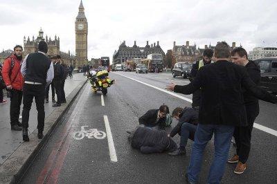 Теракт в Лондоне 22 марта 2017: названо имя предполагаемого террориста