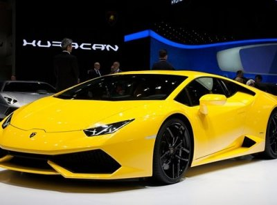 Lamborghini в 2016 году установила новый рекорд по продажам