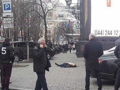 Денис Вороненков: В Киеве пойман убийца экс-депутата Госдумы