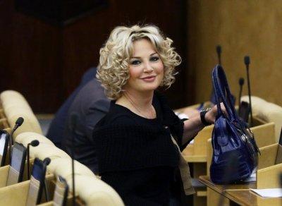 Вдова Дениса Вороненкова Мария Максакова ждет четвертого ребенка