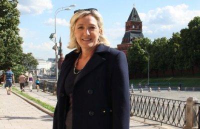 Марин Ле Пен прилетит в Москву 24 марта