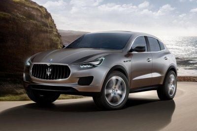 Maserati Levante: Ателье Novitec презентовало рестайлинговый кроссовер
