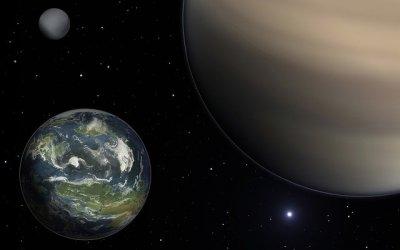 Ученые обнаружили «двойника» Земли садскими условиями жизни