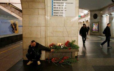 Установлен заказчик теракта в метро Санкт-Петербурга