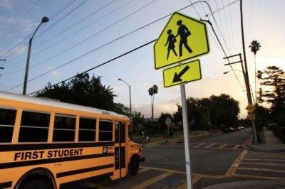 В США школьный автобус врезался в дерево, пострадали 26 детей