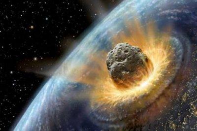 Российские ученые смоделировали столкновение астероида с Землей