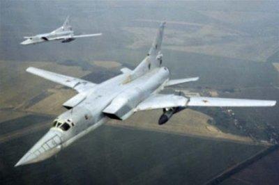 CNN: российские бомбардировщики четвертую ночь летают у берегов Аляски