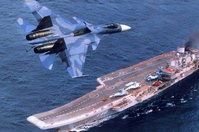 СМИ: Ремонт «Адмирала Кузнецова» может обойтись в 40 млрд рублей