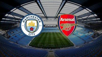 «Арсенал» – «Манчестер Сити» 23.04.2017: во сколько матч, где смотреть, сопкаст, прогноз