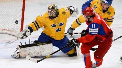 на хоккею по россия швеция ставки чм 2017