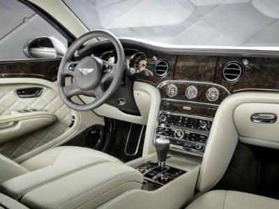 Компания Bentley создаст автомобиль для веганов