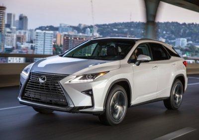 В Сети появились сведения о будущих кроссоверах марки Lexus